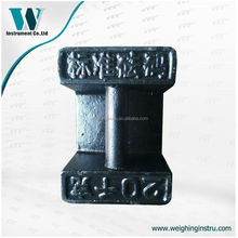 iron cast rectangular weights 20kg 50kg 100kg