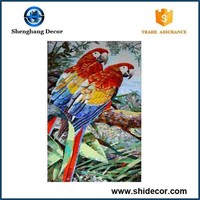 Plastic mosaic art for kids
