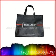new design striped canvas beach bag 2012/Cotton packaging bag