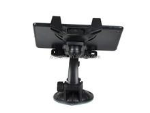 Detachable adjustable suction plastic car stand holder cradle for Car GPS