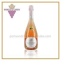 Famous Rose Wine brands France brands - CHATEAU DE MONTGUERET AOP Saumur Brut