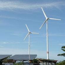 renewable energy power plant by 20kW wind turbine generator