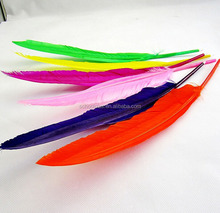 Promotional goose feather ball pen