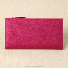 European And American popular New Designer Printed leather wallet for lady