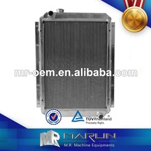 radiador para excavadora daewoo
