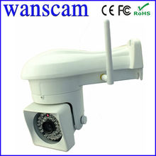 H.264 Outdoor 1Megapixel 720P Wireless Web Security Camera Creative Web Camera Voice Activated