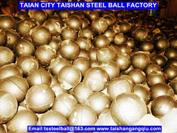 Medium Chromium Casting Iron Ball with Stable Quality for Ball Mill Machine