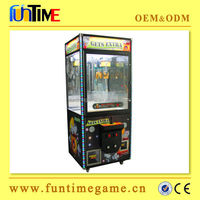 cheap double claw plush toy crane game machines type GETS EXTRA for sale