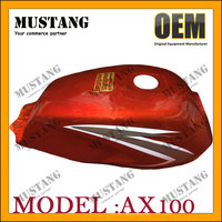 2015 new and cheap 100cc motorcycle fuel tank for SUZUKI with OEM