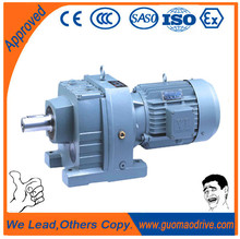 2015 Variable speed gearbox hollow shaft gearbox gear motor
