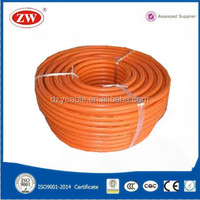 25mm 50mm2 Orange Flexible Rubber Welding Cables and Wire