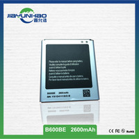 top 1 selling in usa i9500 s4 battery for samsung 3.8v 2600mah mobile phone battery