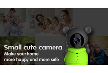 Small Cartoon Wireless P2P Wifi Pinhole Hidden IP Camera,Mini Network Camera