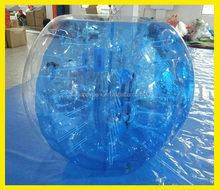 Free compensate a new one for you once you receive damaged knocker ball, soccer bubble, body bubble ball