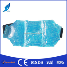Gel Beads hot cold pack for waist wrap microwavable heating pad beads