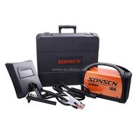Portable IGBT inverter stick welding set