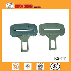 Seat belt accessories seat belt tongue with seat belt buckle