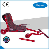 Kids riding toy /ezy roller scooter/wave roller with led wheels
