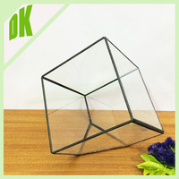 ~~~ Please Attetion : To clean terrarium, use warm soapy water and a soft cloth ~@~ wholesale geometric clear glass bubble ball