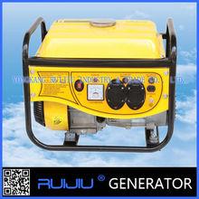 0.95 kw gasoline generator RJG3000