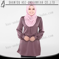 MD A020 New fashion muslim long sleeve abaya of jeddah 2015 Traditional muslim abaya for eid Modern design abaya jalabiya kaftan