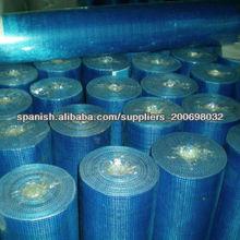 de malla de fibra de vidrio de hormigón