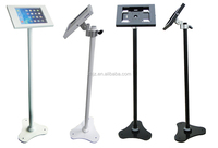 Floor standing tablet enclosure for samsung galaxy 10.1 inch, tablets retail enclosure