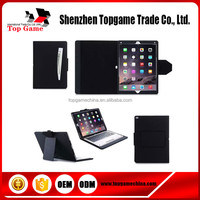 Business card case For iPad Pro 12.9 inch stand leather case