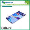 High Quality spunlace nonwoven household needle punched wipe