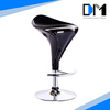 plastic outdoor bar furniture bar stool footrest covers abs bar stool