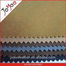 Material de la tela de cuero real acudieron PU zapatos de cuero sintético de la PU, venta caliente en América del Sur