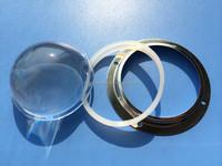 COB LED lens 78MM 90degree for led high bay lamp(KB-HB78-90)
