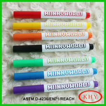 Felt tip heat transfer film printing washable ink pen for doll