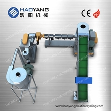 inspired for single stage /double stage water ring /strand pelletizing plant recycle plastic
