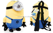 2015 factory despicable me minion,custom plush toys
