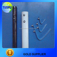 China single button spring clip,push button springs,retaining spring clips
