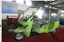 3 wheels car for Passengers,Battery Operated 3 wheels tricylce for Indian