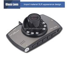 Promotion for Christmas Manual Camera Car HD M6 Car Black Box 2.4'' Mini Car Backup Camera