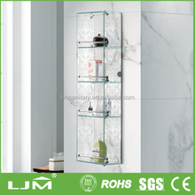 Luxury laminationed huadu book shelf manufacturer