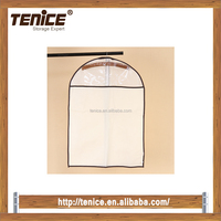 Tenice clothes hanging bag storage fabric organizer system