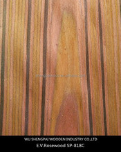 high quality sliced recon wood face veneer for decorative door,flooring,furniture,home rosewood thin sheets