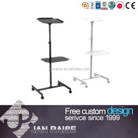 Can customized made modern metal furniture office computer desk