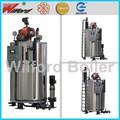 alta eficiência gpl despedido caldeira de vapor elétrico para uso de ferro