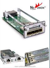 100% Original New cisco Switch modular WS-X4748-RJ45V+E cisco modular