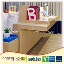 Pina 3 estrellas hotel moderna cabecera del dormitorio del hotel muebles