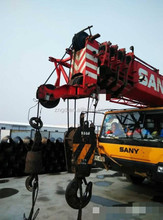 USED Sany QY50C 50T Truck crane Sany 2010 Year made 50T crane and used condition Sany 50T truck crane for sale
