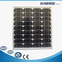 hot sale top quality cheap price mono 18v 40watt solar panel solar module