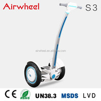 Airwheel scooter with sidecar with CE,RoHS,MSDS certificate SONY battery