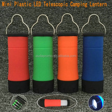 2015 Hot Sale 3 AAA Dry Battery Led Camping Light