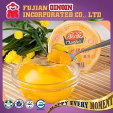 Children Favorite 200g real orange coconut fruit flavor jelly